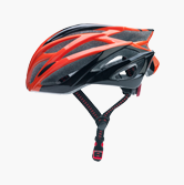 Red Bike Helmet option