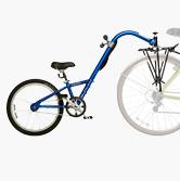 Tag-a-long Bike Option
